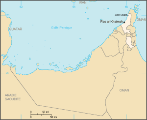 Ras el Jaima - Emiratos Árabes