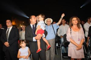 Celebracion centenario Levante UD
