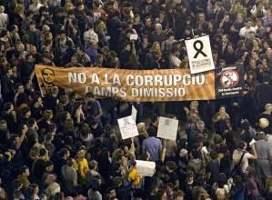 manifestacion corrupcion PP